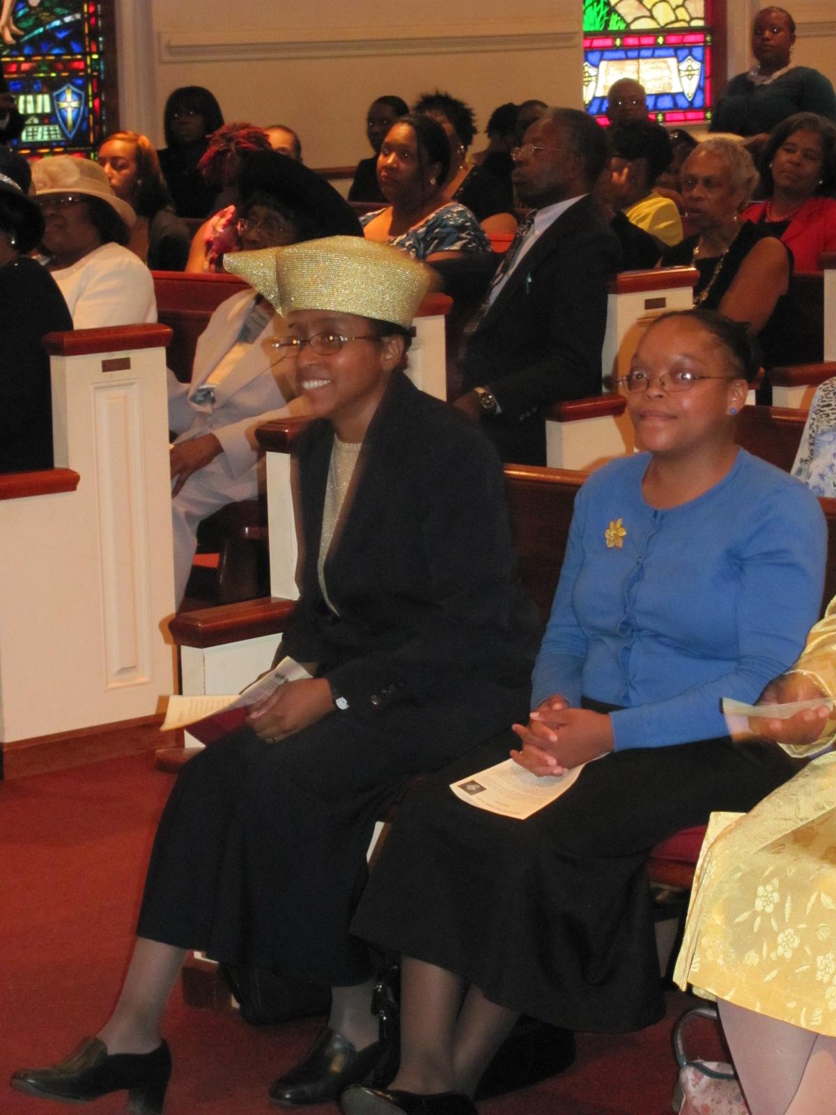 Appreciation Day, Elder Queen Harris